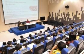 รูปภาพ : ประชุมคณะกรรมการการดำเนินงานการจัดการทดสอบการศึกษาระดับชาติด้านอาชีวศึกษา (V-NET)  ประจำปีการศึกษา 2562