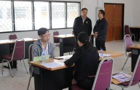 รูปภาพ : มทร.ล้านนา เชียงราย จัดให้มีการสอบสัมภาษณ์นักศึกษาใหม่ ปีการศึกษา  2563 รอบ TCAS 1