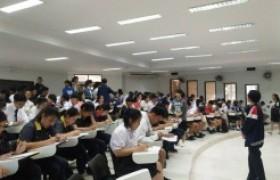 รูปภาพ : หลักสูตรวิศวกรรมโยธา มทร.ล้านนา เชียงใหม่ สอบสัมภาษณ์ TCAS1 ปีการศึกษา 2563