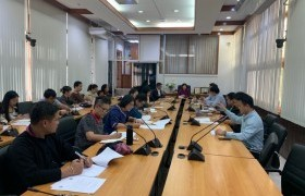 Image : RMUTL organized a meeting to set guidelines for knowledge management in organizations