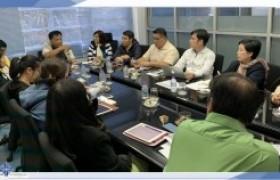 รูปภาพ : สถช. เข้าร่วมประชุมเครือข่ายงานบริการวิชาการ สถาบันอุดมศึกษา จังหวัดเชียงใหม่