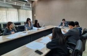 รูปภาพ : ประชุมคณะกรรมการการจัดการความรู้กองบริหารงานบุคคล ครั้งที่ 1/2563