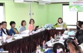 รูปภาพ : สถช.ร่วมประชุมคณะกรรมการเครือข่ายองค์ความรู้ (KBO) จังหวัดลำพูน
