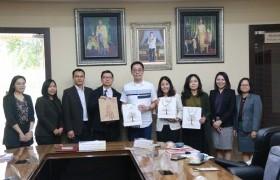 รูปภาพ : มทร.ล้านนา หารือร่วม NCKU ไต้หวัน สร้างความร่วมมือการเรียนการสอนภาษาจีน