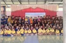 รูปภาพ : ชมรมครูอาสาพัฒนาชุมชน  มอบความสุข...พัฒนาโรงเรียนให้น้องๆ ประจำปี 2563