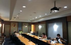 รูปภาพ : ประชุมคณะกรรมการตรวจสอบการบริหารงานประจำมหาวิทยาลัย ครั้งที่ 11 (5/2563) วันศุกร์ ที่ 7 กุมภาพันธ์ 2563