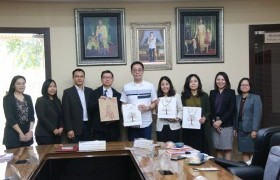 Image : RMUTL discusses with NCKU Taiwan to build collaboration for learning and teaching Chinese language