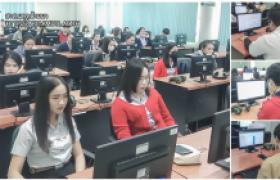 รูปภาพ : สำนักวิทยบริการฯ จัดทดสอบมาตรฐาน IT สำหรับนักศึกษาชั้นปีจบ พื้นที่ลำปาง