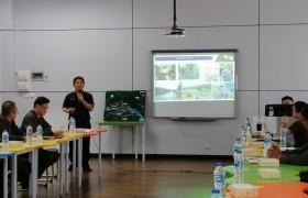 รูปภาพ : ทีมวิจัยโครงการสร้างชุดความรู้การบริหารจัดการน้ำและป่าต้นน้ำฯ มทร.ล้านนา ลำปาง  จัดเวทีนำเสนอรายงานวิจัยฉบับสมบูรณ์ต่อผู้ทรงคุณวุฒิจาก สกสว.