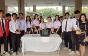รูปภาพ : งานแสดงนิทรรศการและผลงานนวัตกรรมของนักศึกษา ของรายวิชานวัตกรรมและเทคโนโลยี ในหมวดศึกษาทั่วไป ประจำปี 2563