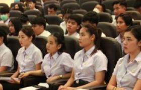 รูปภาพ : กิจกรรมเตรียมความพร้อมสำหรับการศึกษาต่อและการทำงาน ประจำปี 2563