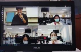 รูปภาพ : มทร.ล้านนา ตาก ปรับตัวสู้ COVID-19 พร้อมสอนออนไลน์ผ่าน Microsoft Teams
