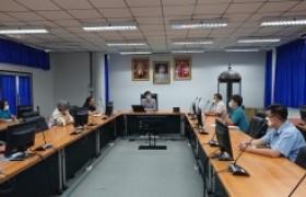 รูปภาพ : ประชุมคณะกรรมการเพื่อหาแนวทางและมาตรการป้องกัน COVID-19
