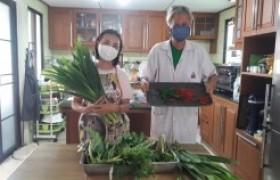 รูปภาพ : อาจารย์คณะวิทย์ฯ มทร.ล้านนา ลำปาง  เป็นวิทยากรอบรมแปรรูปผักและสมุนไพรอบแห้ง