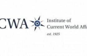 รูปภาพ : ทุนระดับสูงกว่าปริญญาตรี Institute of Current World Affairs Fellowship ณ สหรัฐอเมริกา
