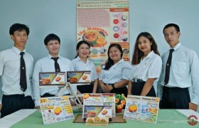 """รูปภาพ : ขอแสดงความยินดี กับนักศึกษาคนเก่ง ทีม FE คว้า""""รางวัล Infographic ยอดเยี่ยม"""" จากเวที FoSTAT Food Innovation Contest 2020 (Final Round)"""