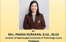 รูปภาพ : อาจารย์ มทร. ล้านนา เป็นวิทยากรให้แก่  Faculty of Veterinary Medicine, Brawijaya University ประเทศอินโดนีเซีย