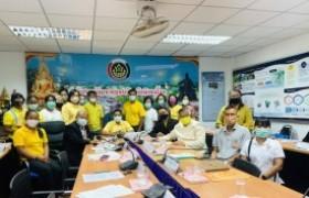 รูปภาพ : การประชุมคณะทำงานขับเคลื่อนเครือข่ายเกษตรปลอดภัยด้วยกลไกประชารัฐจังหวัดพิษณุโลก ครั้งที่ 1/2563