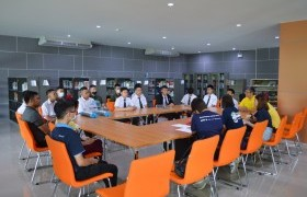 รูปภาพ : ศูนย์ NECTEC และ สวทช. เข้าเยี่ยมชมและติดตามผลโครงการประกวดโครงงานสำรวจโรงเรียน Do School ภายใต้โจทย์ทางชีวภาพสิ่งมีชีวิตบ่งชี้คุณภาพน้ำ