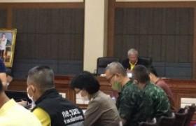 รูปภาพ : มทร.ล้านนา เชียงราย เข้าร่วมประชุมจัดเตรียมข้อมูลการขับเคลื่อนนโยบายของภาครัฐในพื้นที่