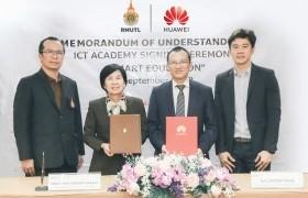 รูปภาพ : มทร.ล้านนา จัดพิธีลงนามความร่วมมือ กับ หัวเว่ย เทคโนโลยี่ (ประเทศไทย) พัฒนาอาจารย์และนักศึกษา ด้านไอที