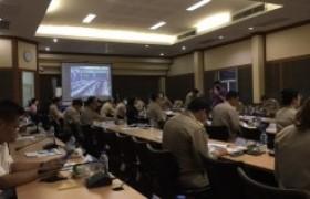 รูปภาพ : ผู้ช่วยอธิการบดี มทร.ล้านนา เชียงราย เข้าร่วมการประชุมหัวหน้าส่วนราชการประจำจังหวัดเชียงราย ครั้งที่ 9/2563