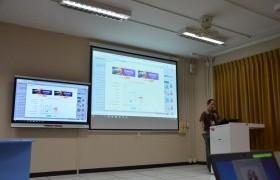 รูปภาพ : ศูนย์เทคโนโลยีสารสนเทศจัดอบรมการพัฒนาเว็บไซต์หน่วยงานภายในกองการศึกษาลำปาง