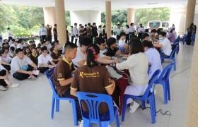 รูปภาพ : มทร.ล้านนา เชียงราย จัดกิจกรรมตรวจสุขภาพนักศึกษาใหม่ ปีการศึกษา 2563