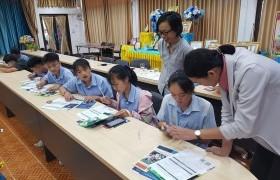 รูปภาพ : นักเรียนระดับชั้นมัธยาศึกษาปีที่ 6 โรงเรียนพระธาตุพิทยาคม สนใจสมัครเข้าศึกษาต่อปีการศึกษา 2564