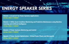 รูปภาพ : ขอเชิญ...ผู้สนใจ ร่วมรับฟังการบรรยาย The MathWorks Energy Speaker Series จาก MATLAB ในหัวข้อต่างๆดังต่อไปนี้