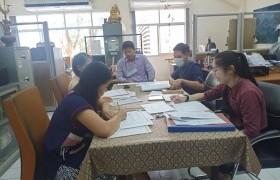 รูปภาพ : ศูนย์วัฒนธรรมศึกษา ประชุมทบทวนแผนทำนุบำรุงศิลปวัฒนธรรม ประจำปีงบประมาณ 2564