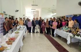 รูปภาพ : ประชุมคณะอนุกรรมการเกี่ยวกับวิชาการส่งเสริมและพัฒนางานวิจัย