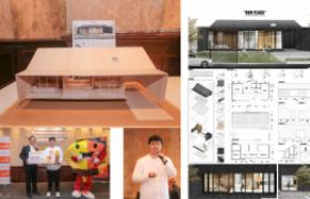 รูปภาพ : ขอแสดงความยินดีกับ นาย ภูมิ ปัญญา นักศึกษาสาขาสถาปัตยกรรม ชั้นปีที่ 4 คณะศิลปกรรมและสถาปัตยกรรมศาสตร์