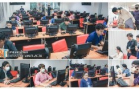 รูปภาพ : วิทยบริการฯ จัดสอบมาตรฐานด้านเทคโนโลยีสารสนเทศ (RCDL) รอบเดือน พฤศจิกายน ๖๓ (ครั้งที่ ๒)