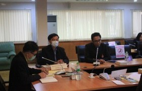 รูปภาพ : การประชุมอนุกรรมการวิชาการวิทยาลัยชุมชนน่าน ครั้งที่ 2/2564 ณ มทร.ล้านนา น่าน