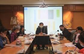 รูปภาพ : คณะกรรมการดำเนินงานตลาดนัดเกษตรอินทรีย์ที่ได้มาตราฐาน ประชุมเพื่อวางแผนการจัดงานครั้งต่อไป