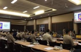 รูปภาพ : ผู้ช่วยอธิการ มทร.ล้านนา เชียงราย เข้าร่วมประชุมกรมการจังหวัดและหัวหน้าส่วนราชการ ประจำจังหวัดเชียงราย ครั้งที่ 2/2564