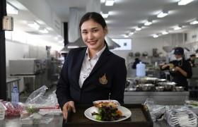 รูปภาพ : การท่องเที่ยวฯ เปิดห้องปฏิบัติการครัว