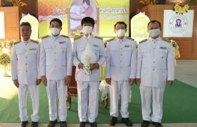 รูปภาพ : มทร.ล้านนา ร่วมพิธีถวายราชสักการะเนื่องในวันพระบิดาแห่งมาตรฐานการช่างไทย