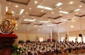รูปภาพ : มทร.ล้านนา ลำปาง จัดพิธีปัจฉิมนิเทศและวันอำลาสถาบัน ประจำปีการศึกษา 2563