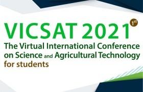 รูปภาพ : คณะวิทยาศาสตร์และเทคโนโลยีการเกษตร จัดงานประชุมวิชาการ The VirtualInternational Conference on Science and Agricultural Technology 2021