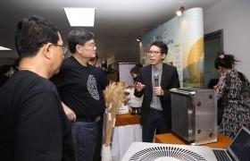 รูปภาพ : บุคลากรวิทยาลัยฯ เข้าร่วมโครงการ Koyori Project 2021 ณ มทร.ล้านนา (เจ็ดยอด)