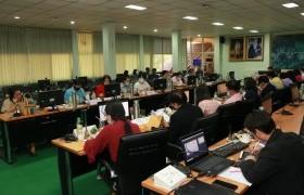 รูปภาพ : มทร.ล้านนา ลำปาง จัดประชุมเตรียมความพร้อมจัดสอบ V-NET ด้วยระบบดิจิทัล