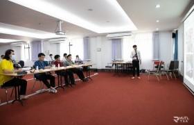 รูปภาพ : โครงการปัจฉิมนิเทศและรายงานผลการปฏิบัติสหกิจศึกษา ภาคเรียนที่ 2/2563