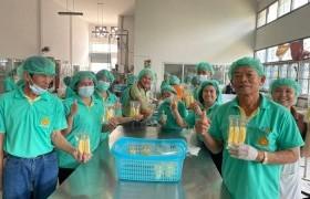 รูปภาพ : การอบรมมาตรฐานคุณภาพการผลิตอาหารในระบบปลอดภัย กลุ่มที่ 1