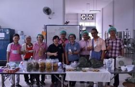 รูปภาพ : การอบรมมาตรฐานคุณภาพการผลิตอาหารในระบบปลอดภัย กลุ่มที่ 2