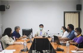 รูปภาพ : มทร.ล้านนา น่าน ประชุมปรึกษาหารือการดำเนินงานร่วมกับสถาบันวิจัยและพัฒนาพื้นที่สูง (องค์การมหาชน)