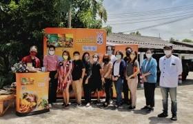 """รูปภาพ : สาขาศิลปศาตร์ จัดโครงการ """"ท่องเที่ยววิถีใหม่ ก้าวไกลสู่สากล""""  ในวันท่องเที่ยวโลก World Tourism Day 27 กันยายน 2564"""