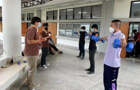 รูปภาพ : หลักสูตร ปวส.เทคนิคอุตสาหกรรม จัดกิจกรรมสอบคัดเลือกนักศึกษาและจัดการเรียนการเรียนการสอน ภาคฤดูร้อนล่วงหน้า ภายใต้โครงการ Michelin Talent Academy